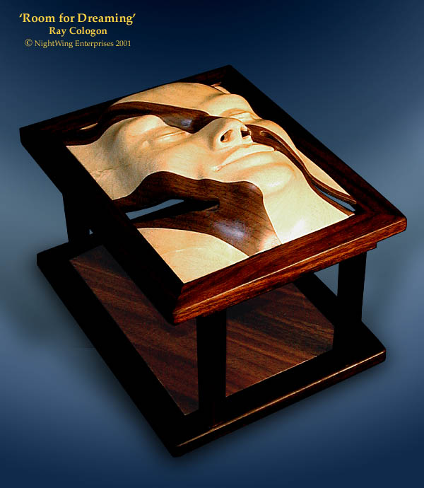 Sculpture - Room for Dreaming - Ray Cologon - 2001